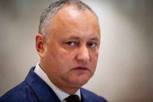 Молдавский лидер