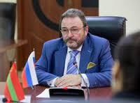 Сергей Губарев в Тирасполе