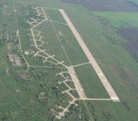 Аэропорт в Тирасполе