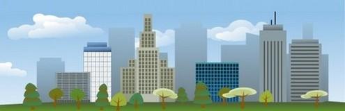Чистый город